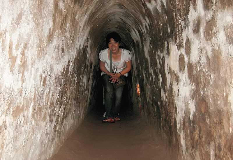 Вьетнам Туннели Кучи экскурсия внутри