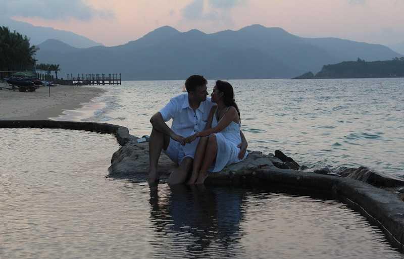 Вьетнам остров Хон Там отдых