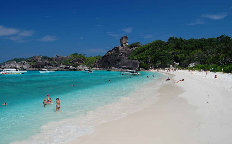 симиланские острова тайланд