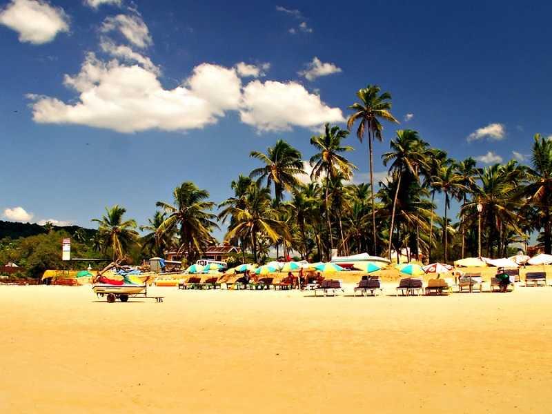 Южный Гоа Индия