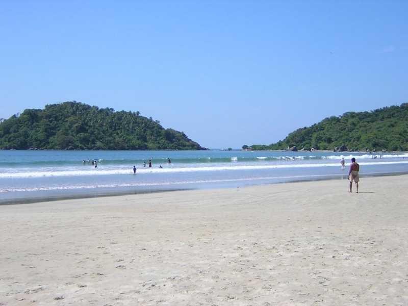 Южный Гоа пляж Варка