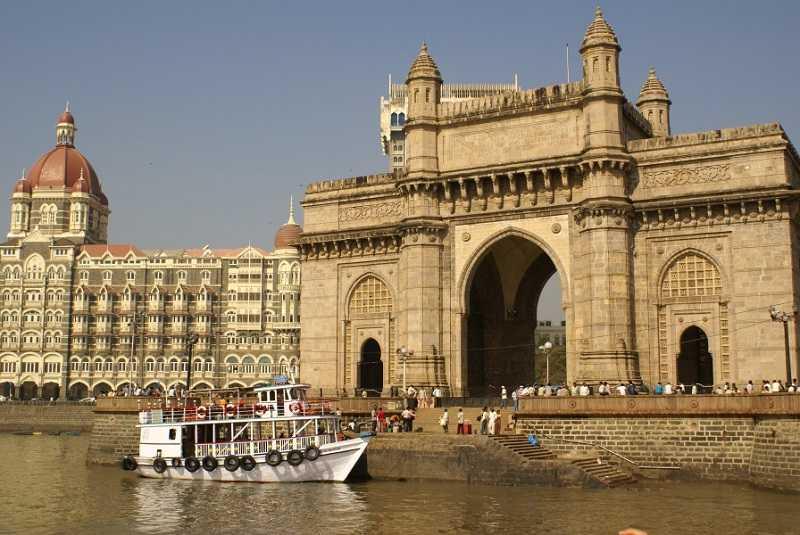 бомбей Ворота в Индию