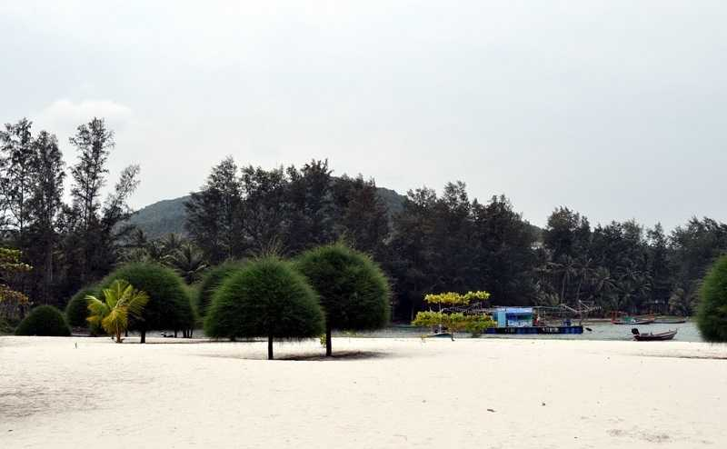 бухта Чалоклам пляж Малибу