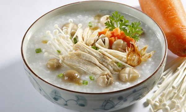 кухня вьетнама каша чао