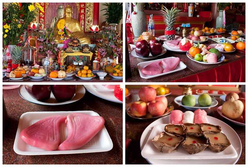 chinese-new-year-food-offerings-temple