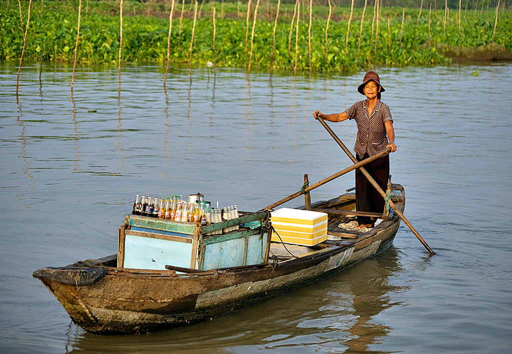 река меконг экскурсии вьетнама