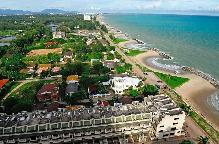 провинция Районг в Тайланде