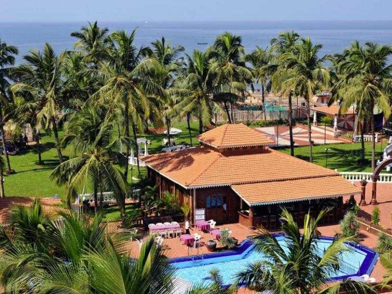 гоа отель Goan Heritage
