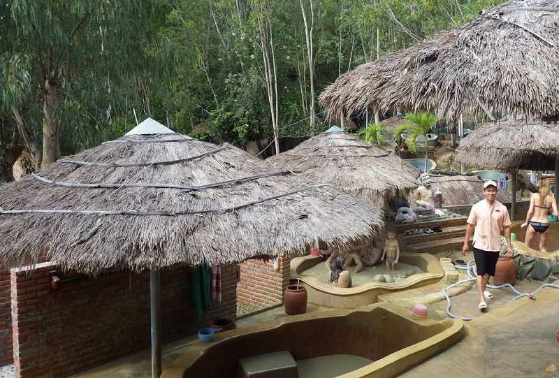 грязелечебница Тхап Ба Нячанг расценки