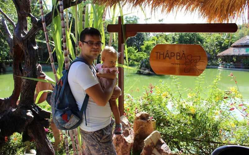 грязелечебница Тхап Ба посещение взрослыми и детьми