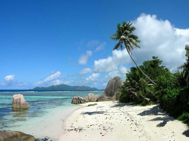 индия пляж