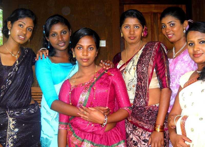 народ сингалы