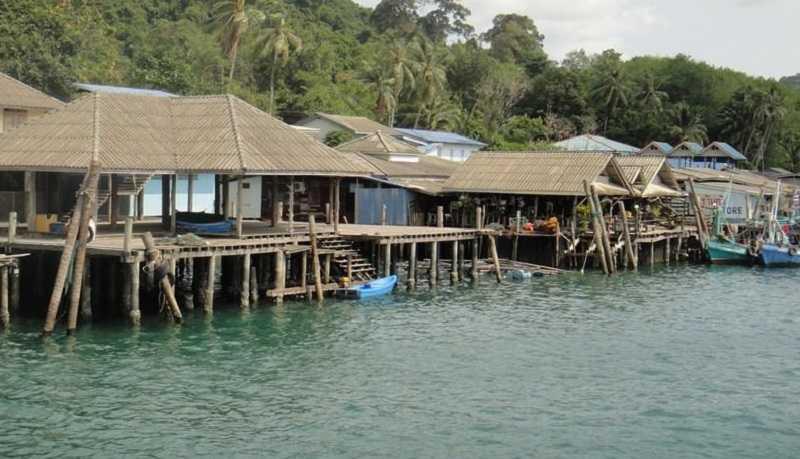 остров Ко Куд Ао Салад