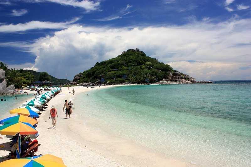 остров Ко Куд пляж  Ао Прао