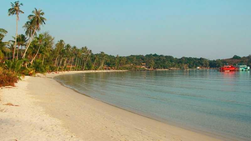 остров Ко Куд пляж Клонг Чао