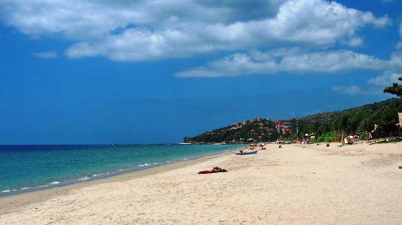 остров Ко Ланта пляж Клонг Кхонг