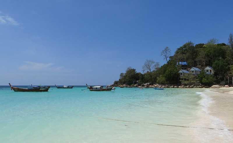 остров Ко Липе пляж Сансет