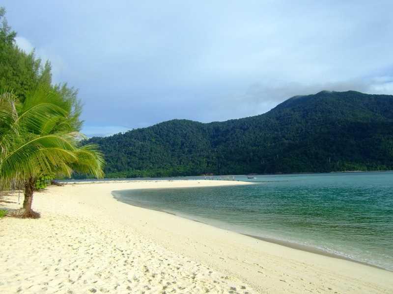 остров Ко Липе погода