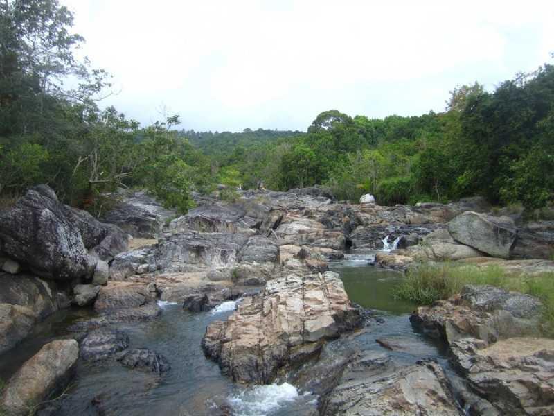 остров Панган парк Тхан Садет