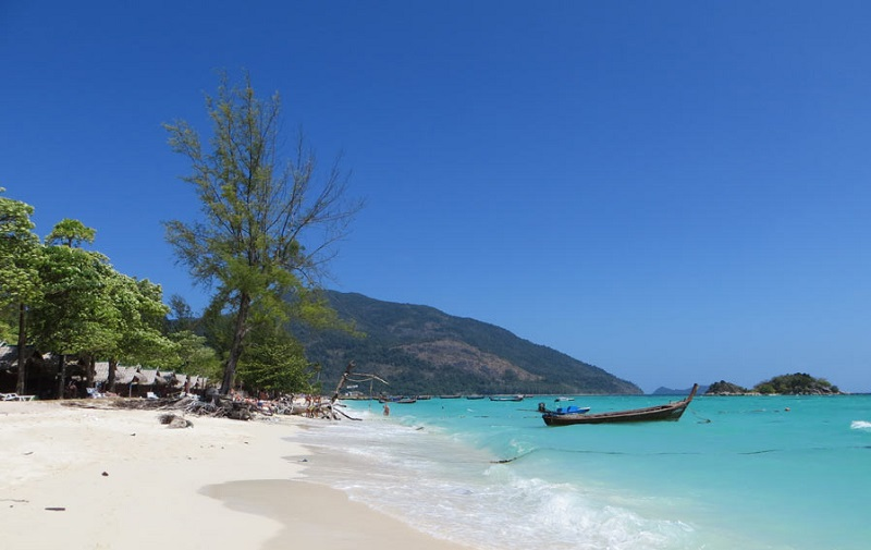 остров Тарутао пляж