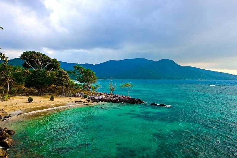 остров Ява Архипелаг Каримунджава