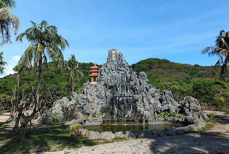 остров обезьян вьетнам парк