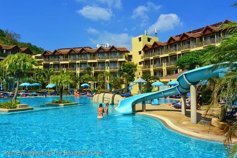 отель Tri Trang Beach Resort 3 Пхукет
