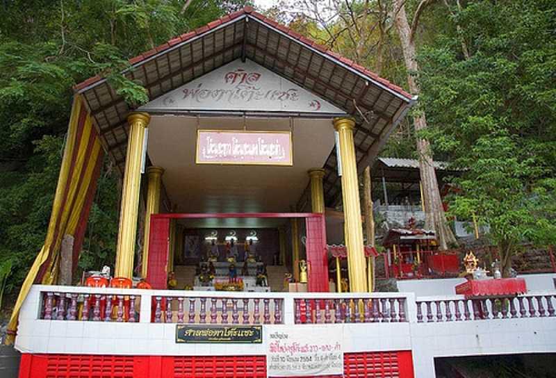 пхукете гора обезьян ресторан