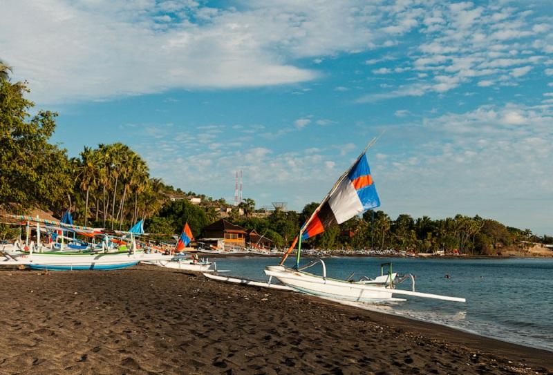 пляж Бали Амед