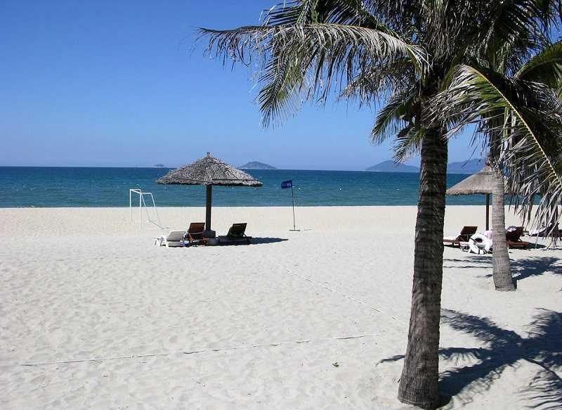 пляжи Муйне климат