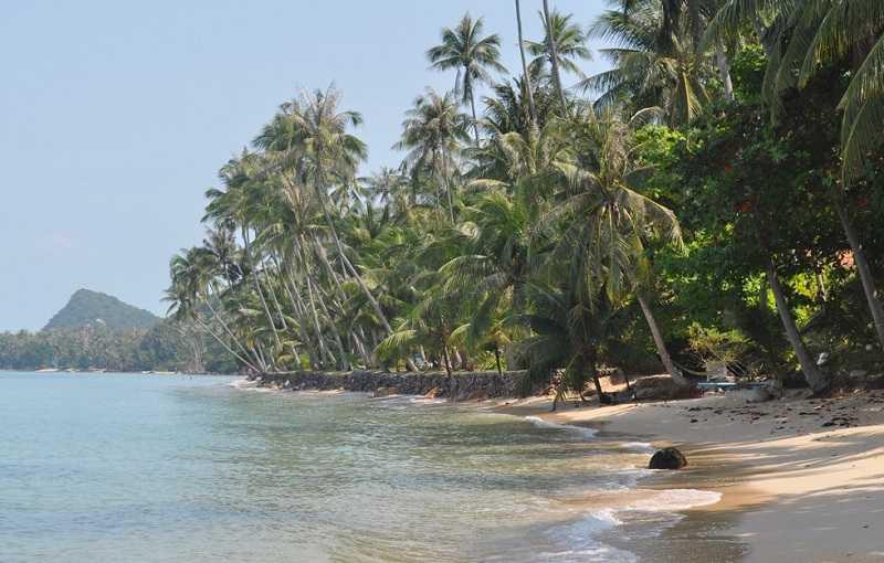 самуи пляж Bang Po