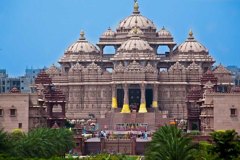 штат Гуджарат Джайнийский храм