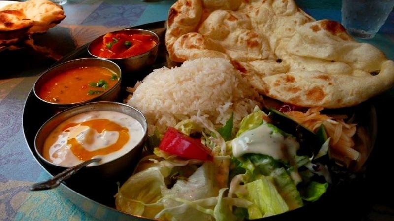 штат Гуджарат местная кухня