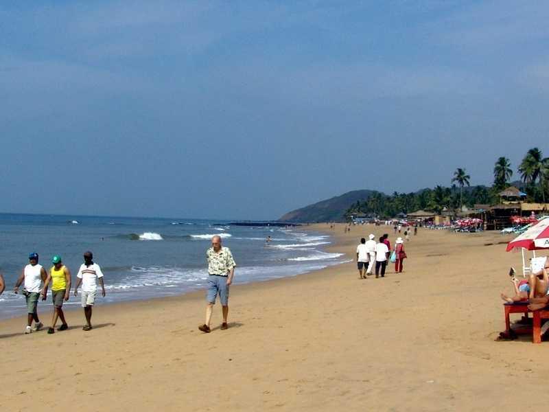 штат Гуджарат пляж Ахмедпур-Мандви