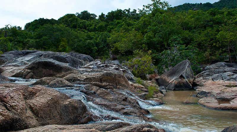 парк Тхан Садет панган