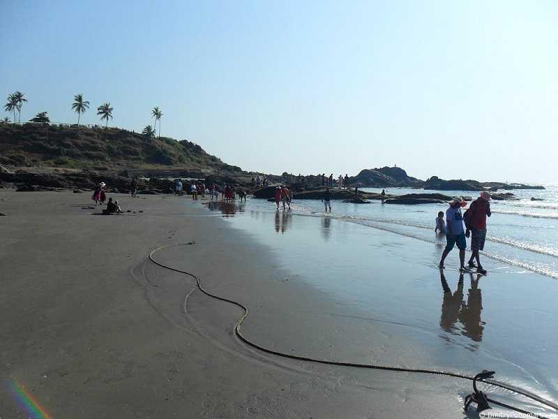 вагатор маленький пляж