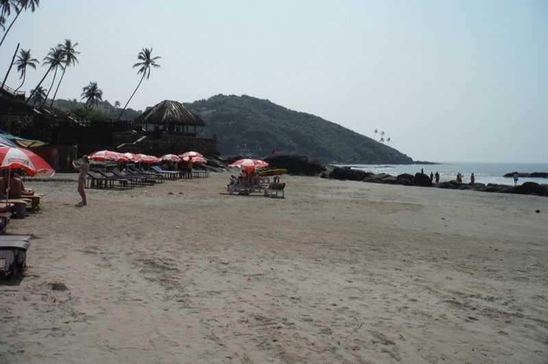 вагатор средний пляж